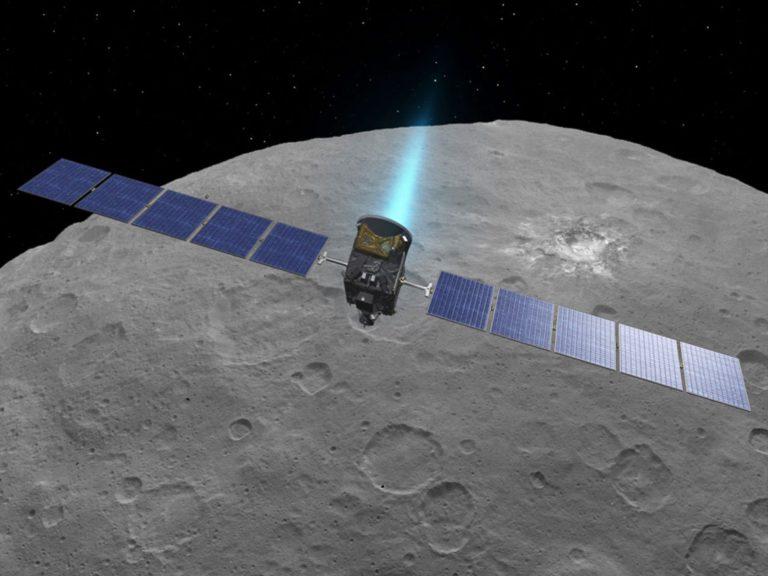 Dawn probe